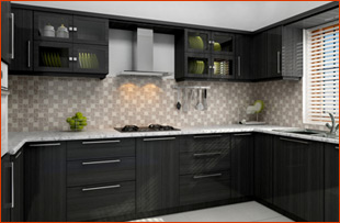 ELEGANT MODULAR KITCHENS BANGALORE | MODULAR KITCHENS | WARDROBE ...